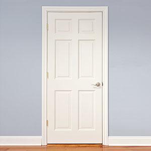 Neuenschwander Soft Maple 6 Panel Interior Door