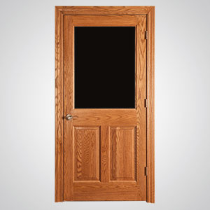 ... Neuenschwander Ash Raised Panel Interior Door ...